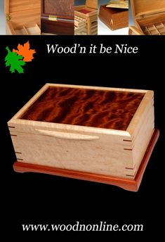 A custom wood jewelry box makes the perfect gift both functional and beautiful, Premium materials and fine craftsmanship ensure a lifetime of use and enjoyment. #jewelrybox #woodbox #customwoodbox Jewellery Box Making, Jewelry Box, 5th Wedding Anniversary, Wood Boxes, Custom Wood, Decorative Accessories, Nice, Gifts, Beautiful