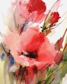 Fabio Cembranelli #art #watercolor #watercolour #watercolorart #watercolorpainting #watercolorflowers #watercolorflorals #floral #painting #florals #floralillustration #aquarelle #paintings #paintingflowers #flowerpainting #painter #originalart #impressionism #contemporaryart #живопись #artlovers #artist #акварель #художник #bouquet #artists #artistic #artgallery #flowers #paint