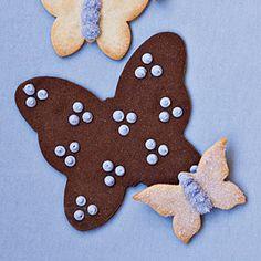 Receita de biscoito de chocolate