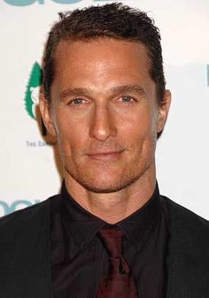 Matthew McConaughey - 9w8 sx/so