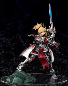 Fate/Apocrypha Saber of Red (Mordred) 1/8 Scale Figure 2