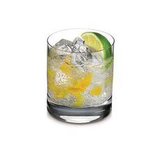 """The Brazilian"" {Ketel One, lime juice, simple syrup, lime wedges, orange slices, lemon lime soda}"