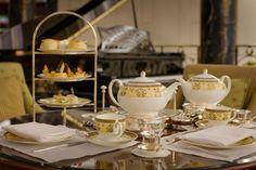 Afternoon Tea at Breidenbacher Hof