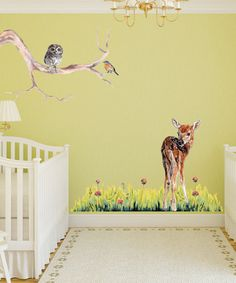 Look at this Fairytale Forest Decal on #zulily today!