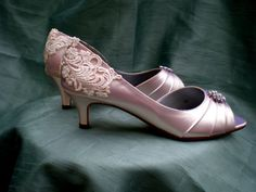 Platform Crystals and Wedding shoes on Pinterest