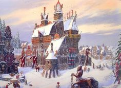 Hyperborea the polar origins of humankind where the Sun shined 24 hours a day.
