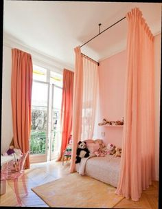 Room Of One's Own, Rainbow Baby, Room Colors, Kids Bedroom, Cozy, Curtains, Pure Products, Interior, Bedrooms