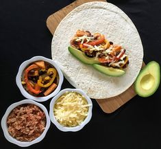 A hearty & flavorful vegetarian take on a Mexican favorite