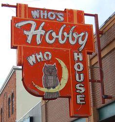 Who's Hobby House • Rapid City, South Dakota http://www.flickriver.com/photos/23563103@N05/sets/72157621932243137/