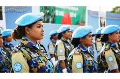 http://www.meganmedicalpt.com/ Bangladesh's All Women Peacekeeper Forces Haiti