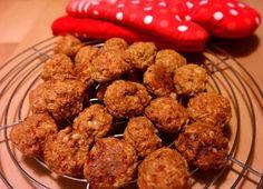 Leberwurst Kekse für Hunde - Hunde Leckerlis backen....