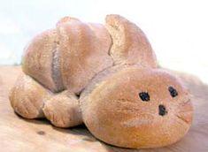 Bread Bunny Recipe