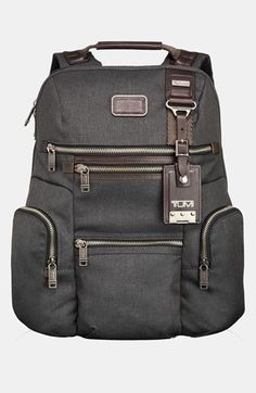 *I desire THIS! Tumi 'Alpha Bravo - Knox' Backpack available at #Nordstrom