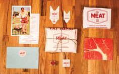 The MEAT Workshop Materials // Design firm/client Jibe