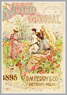 1895 seed catalogue