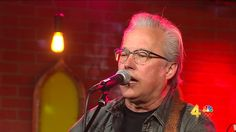 Radney Foster performs Greatest Show On Earth on the Hard Rock Stage during Today in Nashville airing weekdays at on WSMV-TV and streaming live at today. Radney Foster, Wine Down Wednesday, On Today, Hard Rock, Nashville, The Fosters, Earth, Awesome, Music
