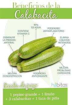 Beneficios de la calabaza: #hábitosmx #health #salud