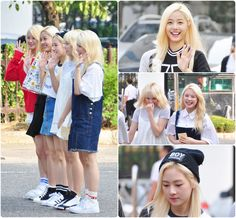 150904 MYB arriving at Music Bank by @KpopMap #musicbank, #kpopmap, #kpop, #myb, #kpopmap_myb, #마이비