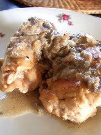 Rolady z kurczaka Oatmeal, Low Carb, Meat, Chicken, Breakfast, Food, Recipies, The Oatmeal, Morning Coffee