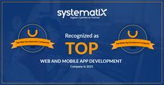 Have you been looking for a greater reach to your customer base through the web? Are you tired of the old school approach? Now you can do business online in a swap of fingers. With a wider clientele, a new technological approach, and easy tracking. One of the best web and app development platforms is waiting for you! Contact us now! #topwebdevelopmentfirm #topappdevelopmentfirm #recognisition #proud #digitaltransformation #teamsystematix Mobile App Development Companies, Web Development Company, Best Web, You Can Do, Platforms, Fingers, Online Business, Tired, Waiting