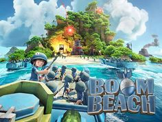 Free Boom beach download for iPhone, iPad and iPod.