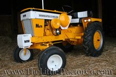 The Little Tractor Co. specializes in custom hand made half scale tractors. Yard Tractors, Small Tractors, Tractor Pulling, Thing 1, Big Trucks, Biggest Truck, Lawn, Scale, Handmade