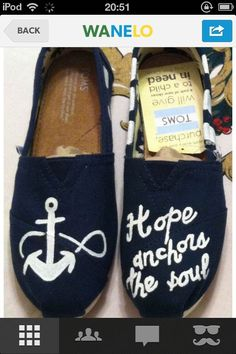 Toms that are perfect for me