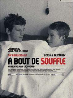 A bout de souffle, Jean-Luc Godard #1960