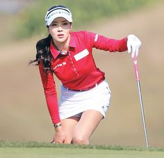 The Chosun Ilbo (English Edition): Daily News from Korea - Ahn Shin-ae Proves Herself a Serious Golfer with KLPGA Tour Win