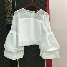 Don't be left behind, Bell Sleeves are knocking at your door. Your favorite tops and dresses have something in common. Call today and place your order. www.filettas.com #coloradoboutique #localboutique #towncenterofauroramall #auroramall #bellsleeves #blouse #ladiesfashion #ladiesclothing #luxuryoutfit #designerfashion