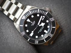 The Tudor Pelagos. This is a watch I've been dying to get my hands-on for an extended period of time since I first saw it at Basel World in March of last year. And, despite the fact that Tudor isn't even sold in the country in which I reside, I still felt strongly that we needed to review this watch in detail, for your sake. You see, there seems to be an almost preternatural desire to learn more about Tudor from HODINKEE readers. We've received countless emails, tweets, and mes...