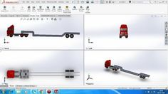 NEED HELP FOR TRAILER MODELING AND DESIGNING