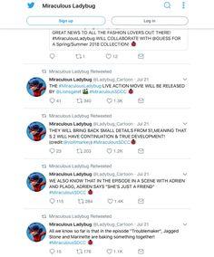 SPOILERS! Miraculous Ladybug twitter, Season 2