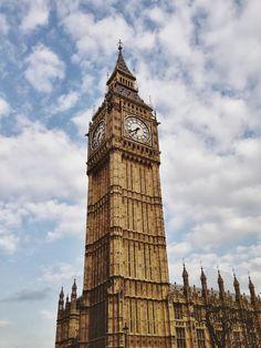 big ben // london, england