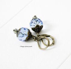 Ohrringe antik von Happy-about- Pearls auf DaWanda.com