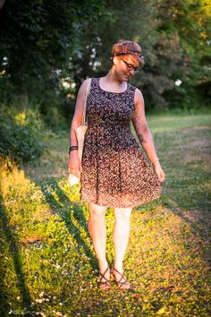 Outfit: Schmetterlingskleid | BUtterfly dress by Lila Lummerland
