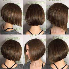 She wanted to go shorter and so she did. Loving the shape of her bob and the color complements the cut. Healthy hair .... wow  This bob created and styled by master stylist @magdelene13  #bobhaircut #bobhairstyle #shorthair #sleekhair #hairstyles #haircut #hairstylist #bostonhairstylist #bostonsalon #newburystreetsalon #modernsalon #behindthechair #magdelenehairstylist #magdelene13 #livingproof #bobbedcut #sexybob #sexyhaircut #bobme