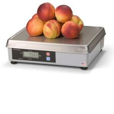 Avery Berkel 6720 Point of Sale Bench Scale 9504-16664 60lb x 0 02lb internal display by Avery. $550.00. Designed for use in grocery and health food stores cafeterias convenience stores candy shops hardware stores pet stores or other retail locations