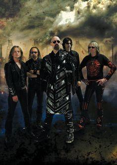 Judas Priest  | JUDAS PRIEST UNLEASH NEW LIVE ALBUM, 'A TOUCH OF EVIL - LIVE'