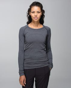 Be cool. Seriously, be really cool. We designed this soft, lightweight top to keep us comfortable during big workouts and long runs. Lightweight fabric and anti-stink technology combine forces to wick sweat so we can beat the heat.