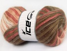 PM59083 Piumotto Mohair Lavender Knitting Yarn Value Pack 8 Balls Lot