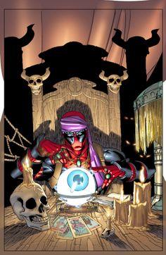 Original Sin #1 Deadpool Variant Cover - Hastings Exclusive