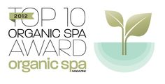 Top 10 Organic Spa Awards. When it comes to selecting an organic spa destination, purity counts. These top spas all create restoration and renewal by focusing on pure organic ingredients and practices. http://www.organicspamagazine.com/2012/08/top-10-organic-spa-awards/