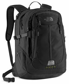 The North Face Backpack, Surge II Chargable Backpack with Joey T1