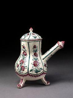Coffee pot | Delder, Andreas | Switzerland 1780