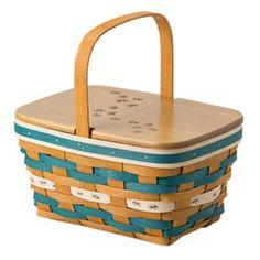 Longaberger Ants Spring Basket Set **NEW**