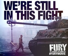 Fury - At Cinemas October 22