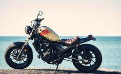 Presentan la motocicleta Honda Rebel + Aviator Nation en el SXSW | Tuningmex.com
