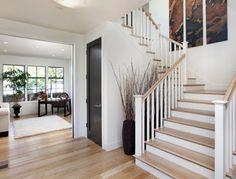 White Risers, Hardwood steps