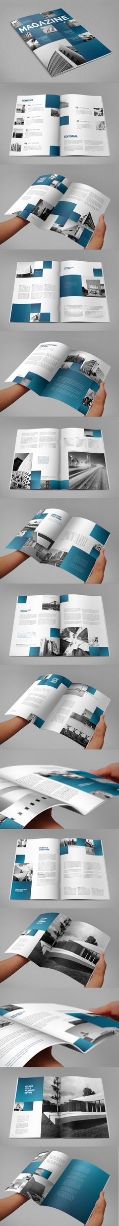 Architecture Squares Magazine. Download here: http://graphicriver.net/item/architecture-squares-magazine/8465426?ref=abradesign